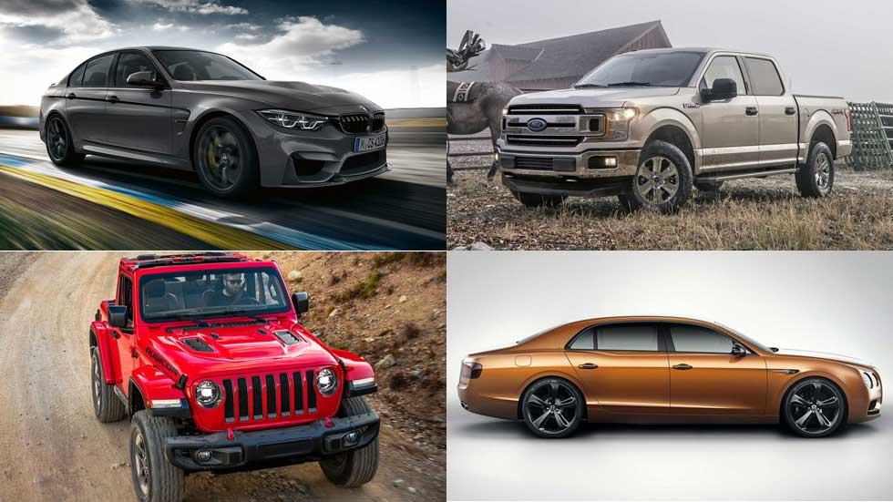 Los 10 coches más caros y más baratos para reparar tras un accidente