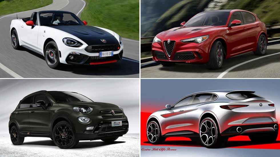 Todo lo nuevo de Fiat, Alfa Romeo y Abarth en 2018: Panda, Stelvio XL…