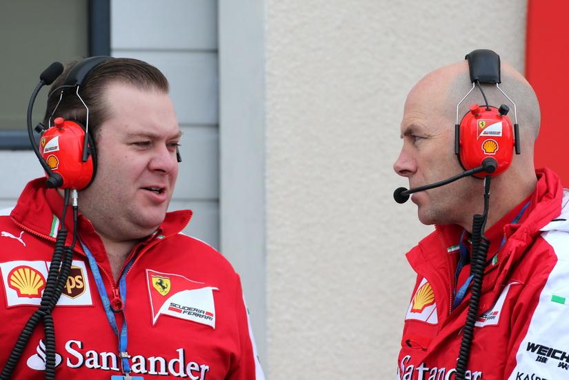 El ingeniero de pista de Raikkonen abandona Ferrari