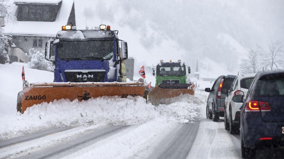 Test: ¿Sabes conducir en nieve? ¿Listo para no quedarte bloqueado en un temporal?