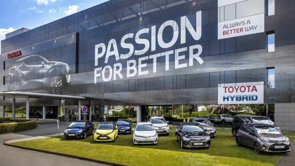 Toyota deja de vender coches y SUV Diesel en Italia: ¿y en España?