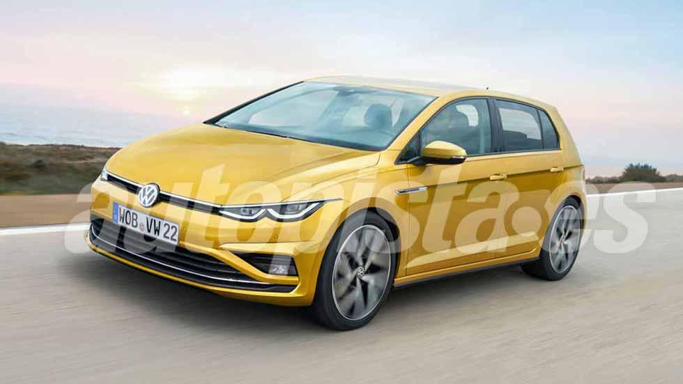 VW Golf 2019: nuevas fotos y datos del compacto más vendido