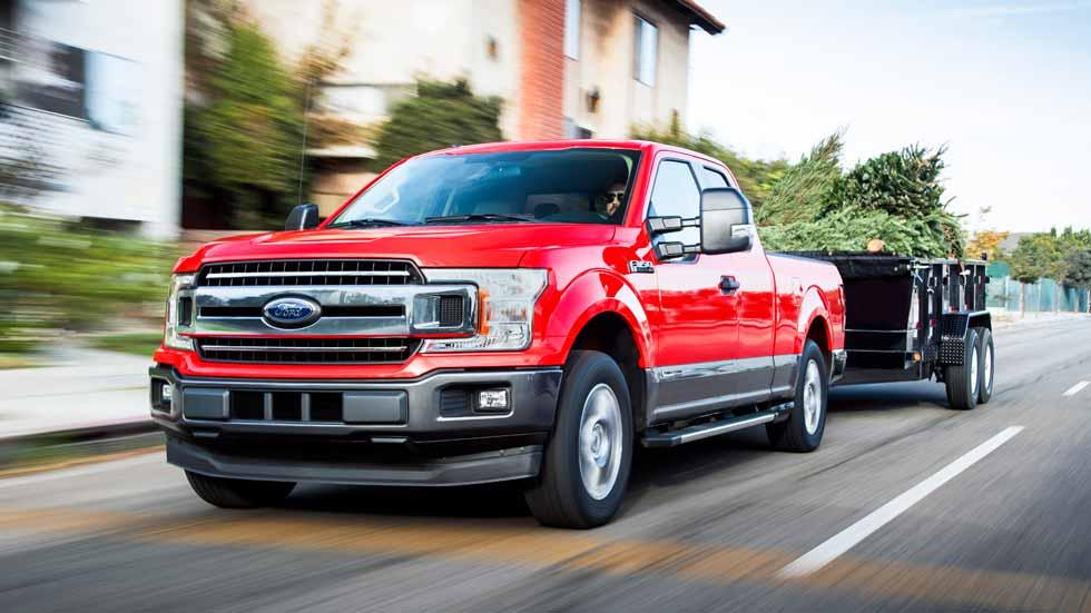 ¿El Diesel está muerto? Ford lanza el primer F-150 de gasóleo de la historia