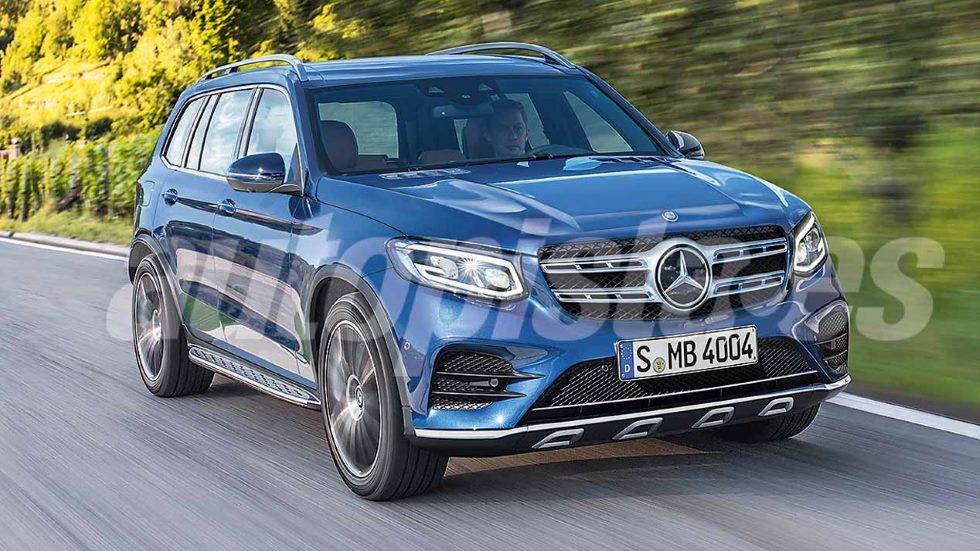 Mercedes Glb Release Date >> Mercedes Glb 2019 | Best new cars for 2018