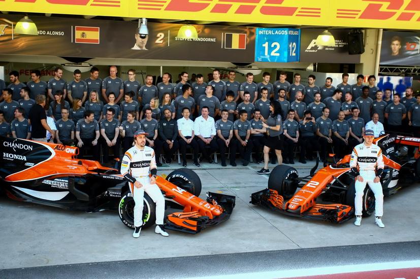 Fórmula 1: el jefe de McLaren anuncia tres nuevos patrocinadores