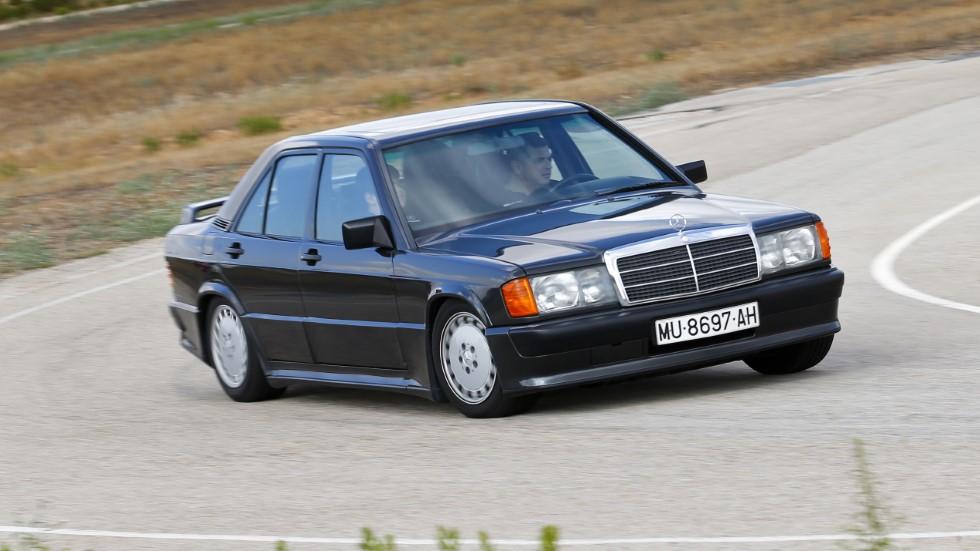Coches para el recuerdo: Mercedes-Benz 190 E 2.3 16V