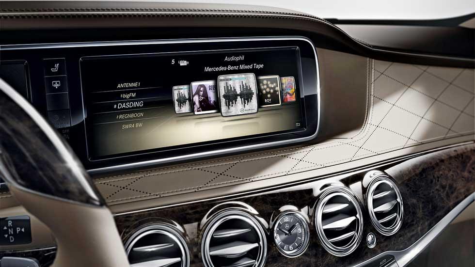 ¿Publicidad ya también en las pantallas de los coches?