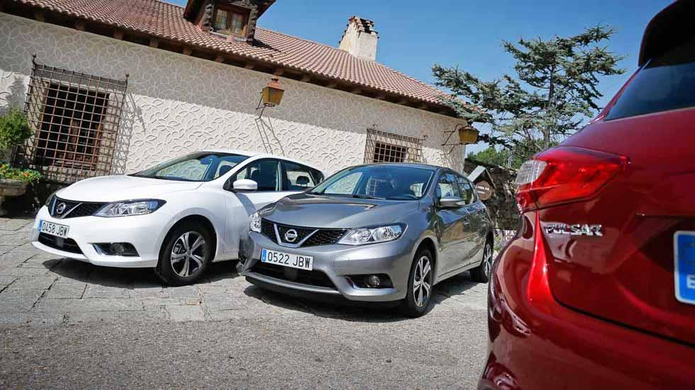 Nissan cancela los modelos Pulsar y NV200 que se producían en Barcelona