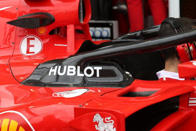 La F1 estudia colocar un marcador digital en el halo
