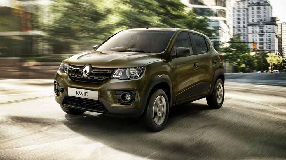 Renault podría presentar un nuevo SUV low cost en febrero