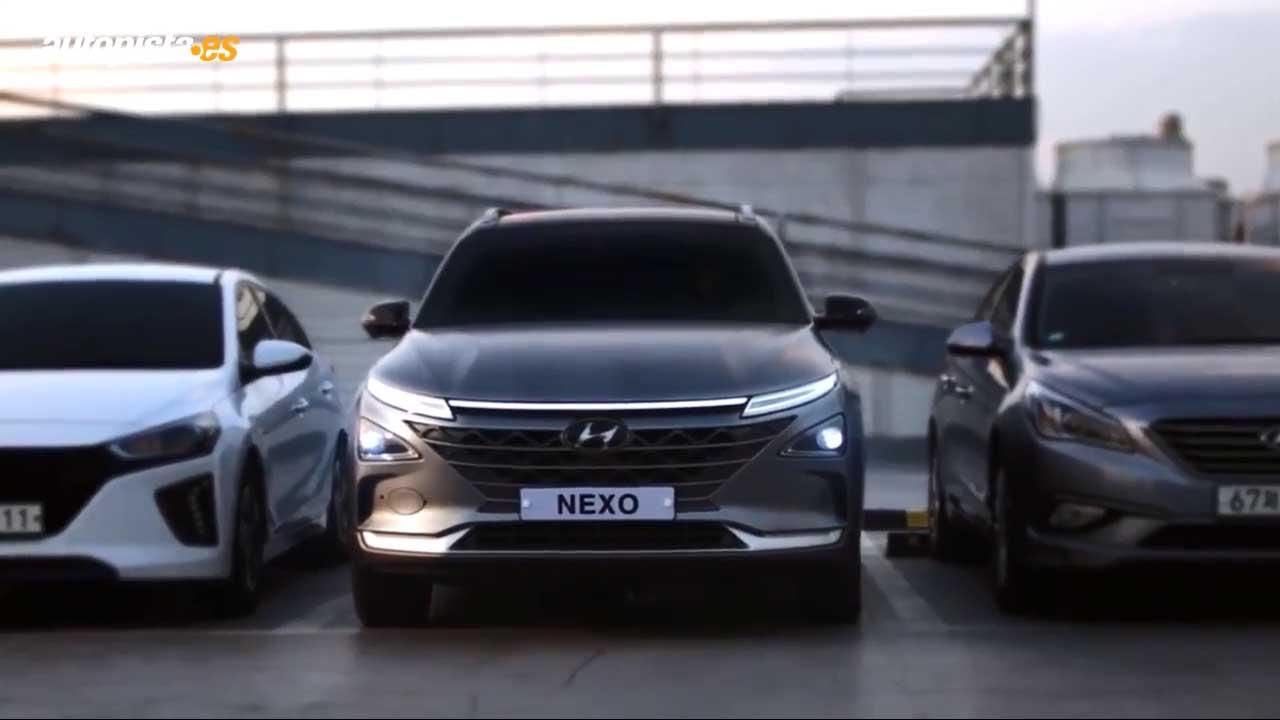 Hyundai Nexo: el nuevo SUV de la marca, en vídeo