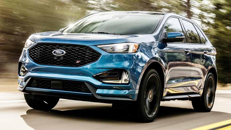 Ford Edge ST 2018: más deportividad para el gran SUV