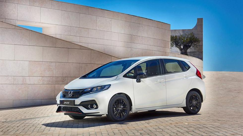 Honda Jazz 2018: con nuevo motor de gasolina 1.5 de 130 CV