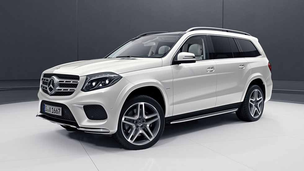 Mercedes-Benz GLS Grand Edition, un SUV de hiperlujo