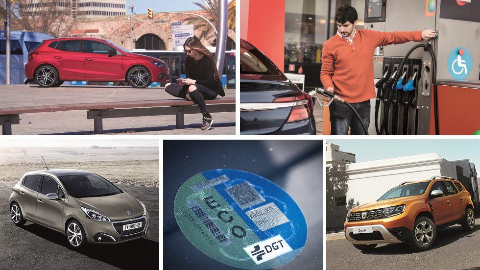 Especial coches de gas: toda la oferta de compra, ventajas, cómo funcionan…