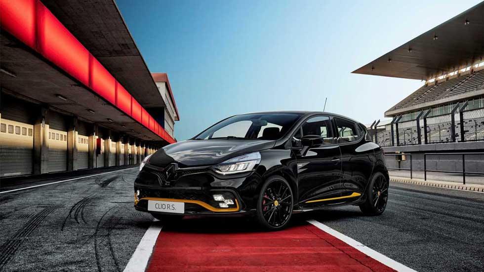 Renault Clio RS 18: fin de fiesta con sabor a Fórmula 1