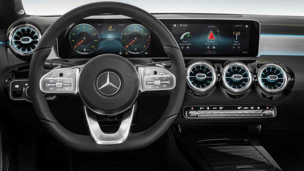 MBUX: así es el sistema multimedia que estrenará el nuevo Mercedes Clase A
