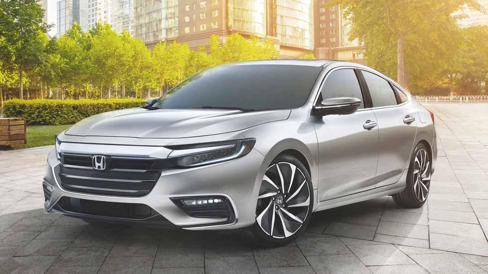 Honda Insight Prototype: vídeo y fotos del nuevo rival del Toyota Prius