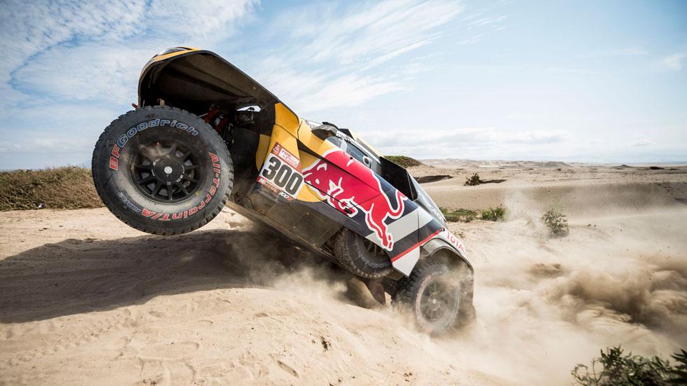 Dakar 2018: así ha sido la primera semana del rally
