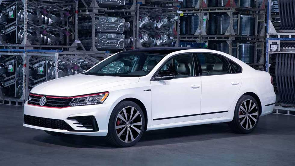 VW Passat GT: desvelado en Detroit el Passat más deportivo