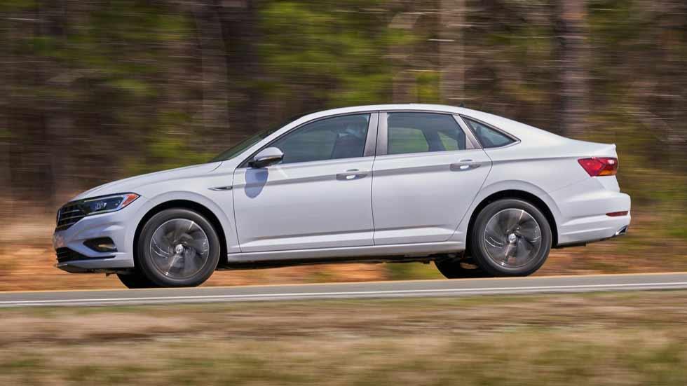 VW Jetta 2019: toda la información del nuevo mini Passat