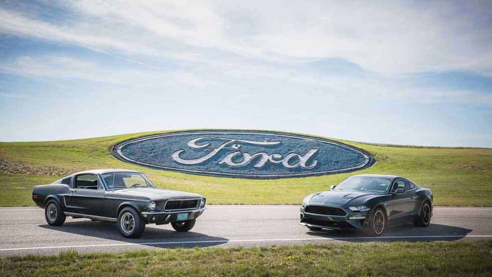 Ford Mustang Bullit 2019, una versión de película 50 años después
