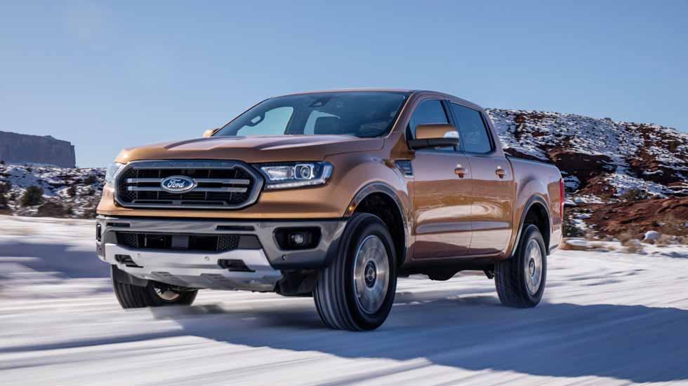 Ford Ranger 2019: más tecnológico y conectado que nunca