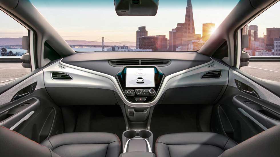 ¿El fin de la conducción? El coche autónomo del futuro, sin volante ni pedales