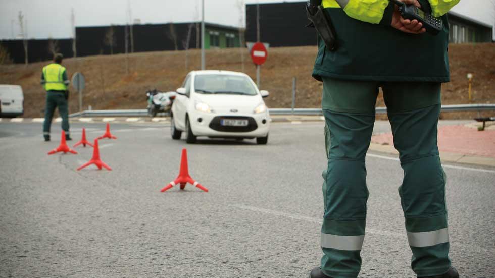 Controles en carretera