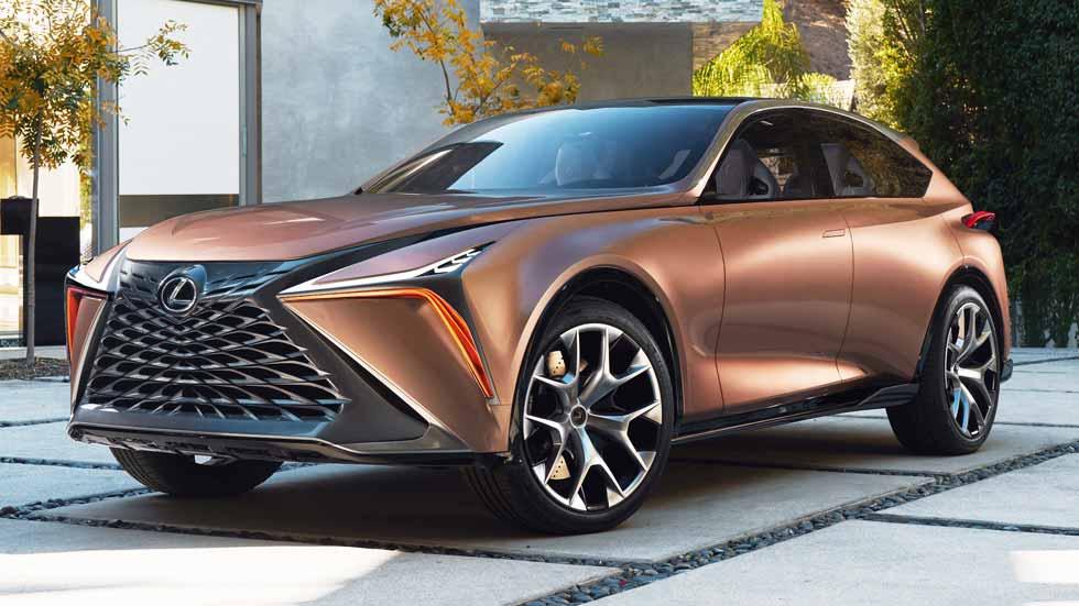 Lexus LF-1 Limitless Concept, el inicio de la era crossover de lujo