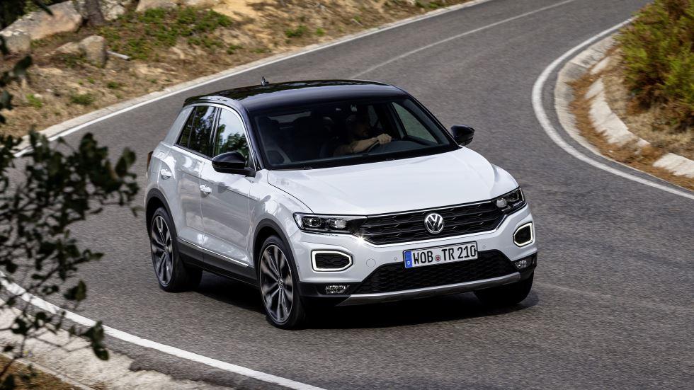 VW T-Roc: un SUV rival de todos, más mini Tiguan que Polo SUV
