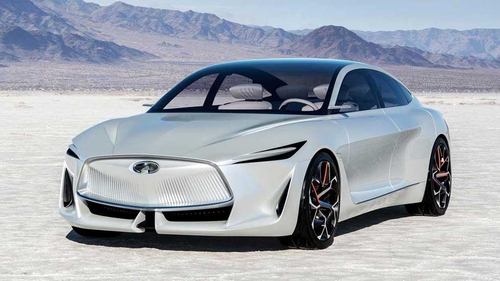 Infiniti Q Inspiration Concept, hay futuro para el motor de combustión