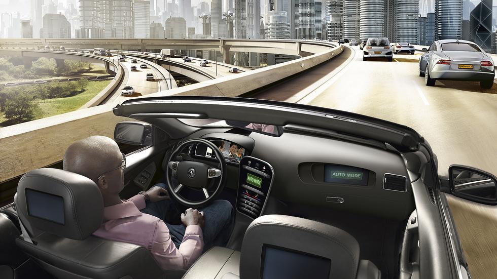 En 2030, el 20 por ciento de los coches será complemente autónomo