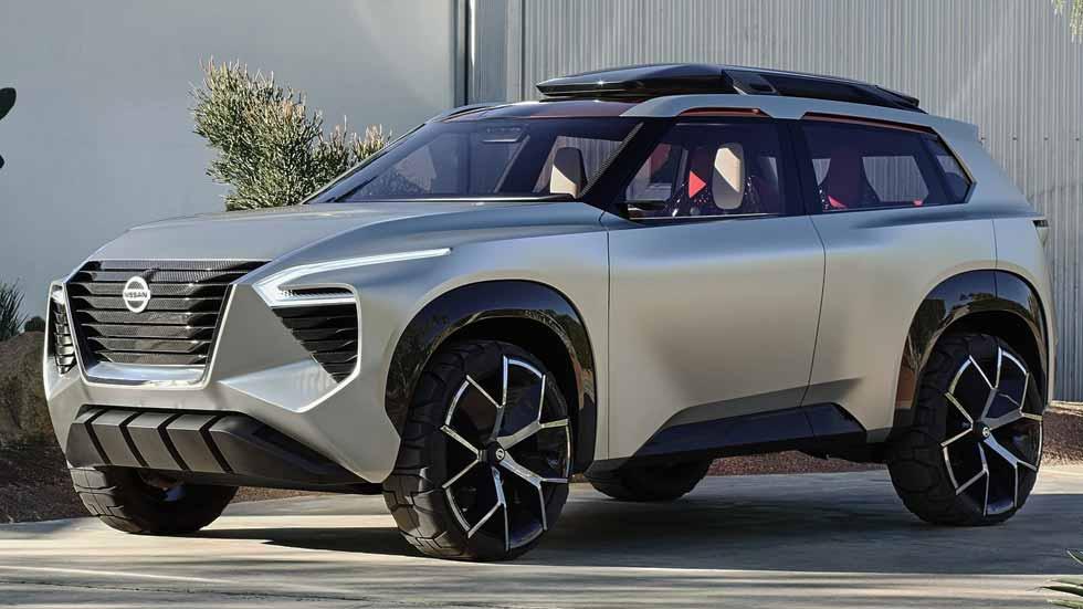 Nissan X-Motion Concept SUV: ¿será así el Qashqai del futuro?