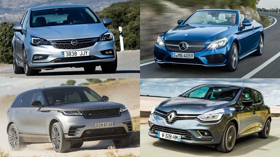 Si tienes uno de estos coches… ¡eres un conductor potencialmente agresivo!