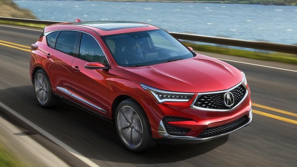 Acura RDX 2019: ¿te imaginas el Honda CR-V con este diseño?