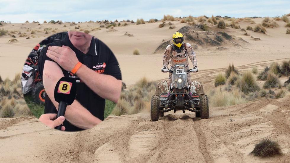 Dakar 2018: ¿miente el piloto de quads en el caso Sainz?