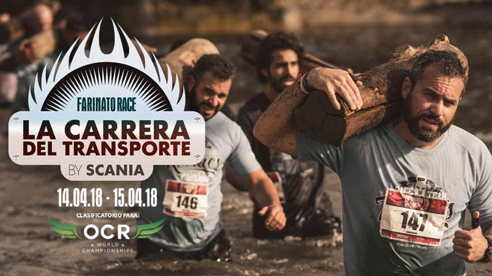 La 1ª Carrera del Transporte by Scania se celebrará en Quijorna