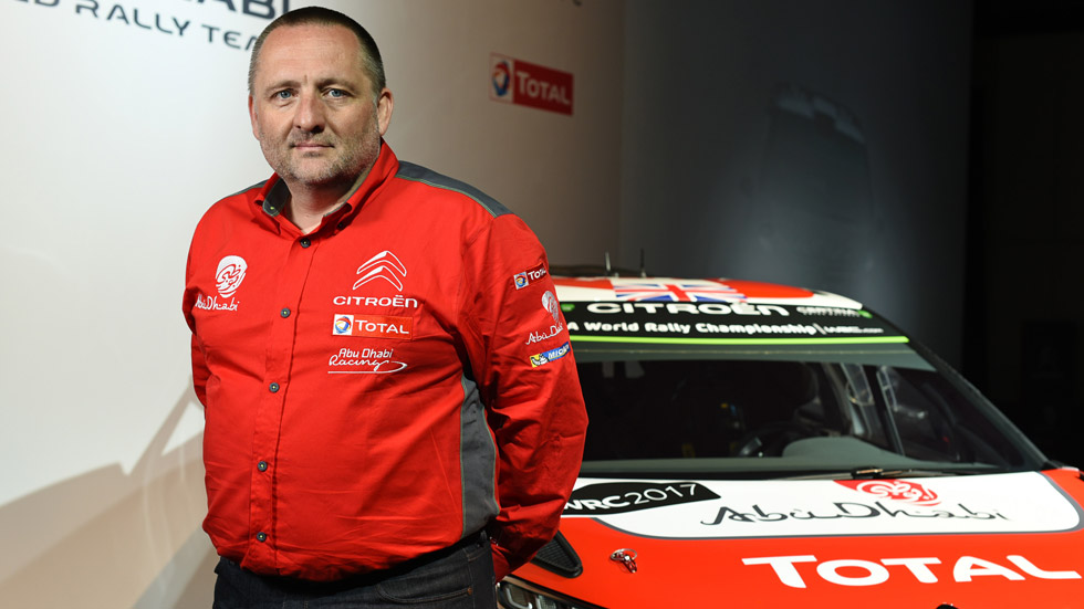 Yves Matton, nuevo responsable de los rallyes en la FIA
