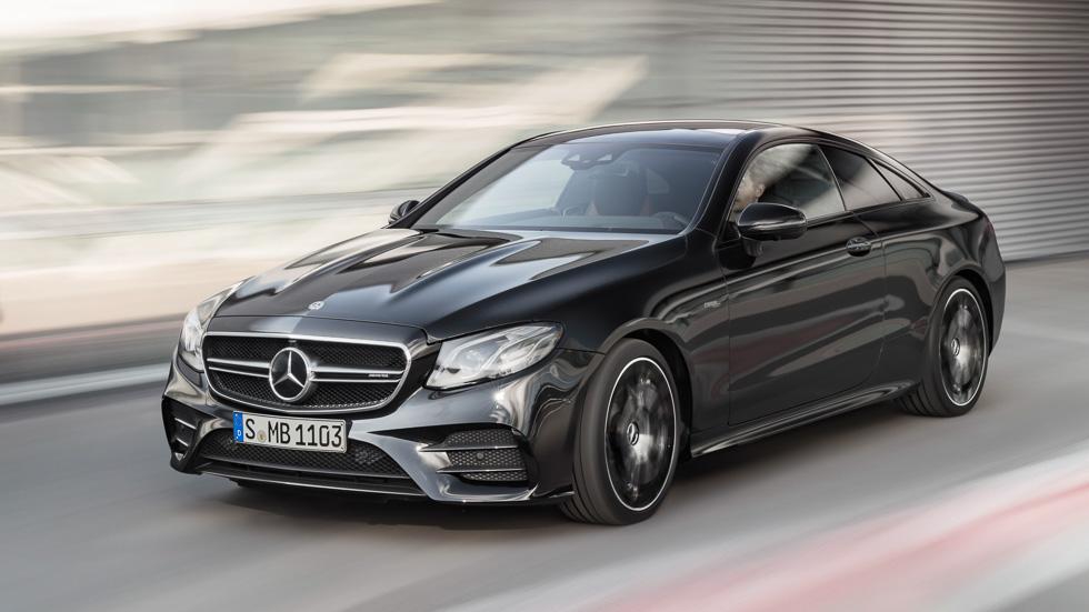 El Mercedes-AMG 53 llega a las gamas CLS, E Coupé y E Cabrio