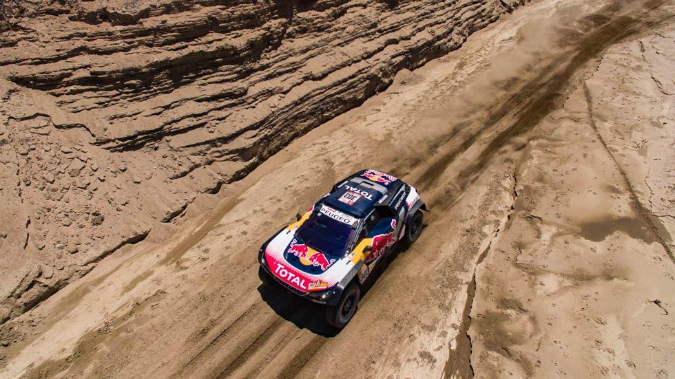Dakar 2018: Carlos Sainz ya acaricia su segundo título