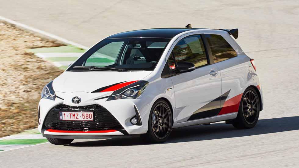 Toyota Yaris GRMN: probamos el Yaris de producción más potente (vídeo)