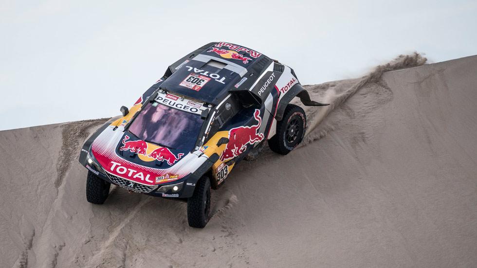 Dakar 2018: Sainz, aún más líder tras la etapa 11; su segunda corona, más cerca