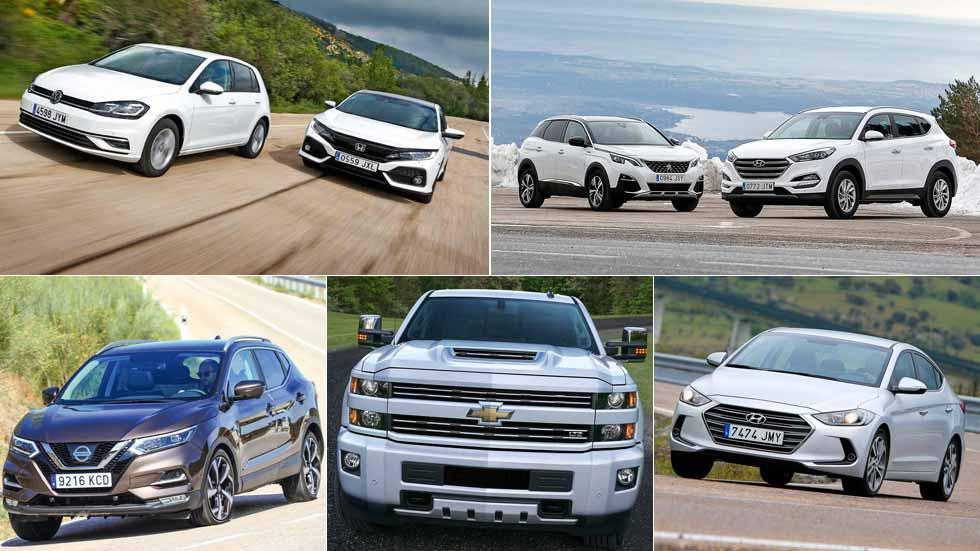 Las 20 marcas que más coches vendieron en 2017 en todo el mundo