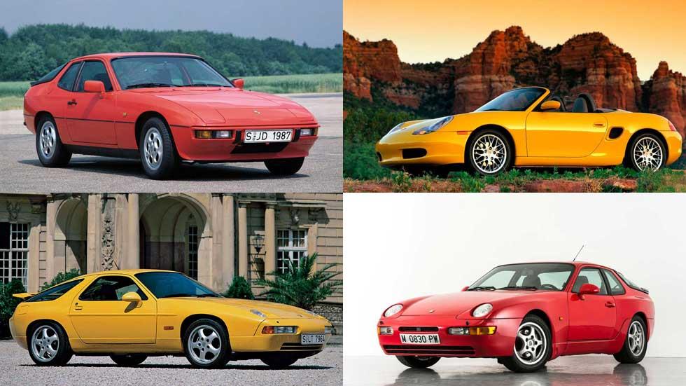 Los Porsche más baratos que puedes encontrar