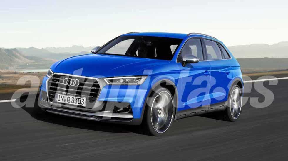 Audi Q3: así es la nueva 2ª generación del SUV, a la venta en septiembre