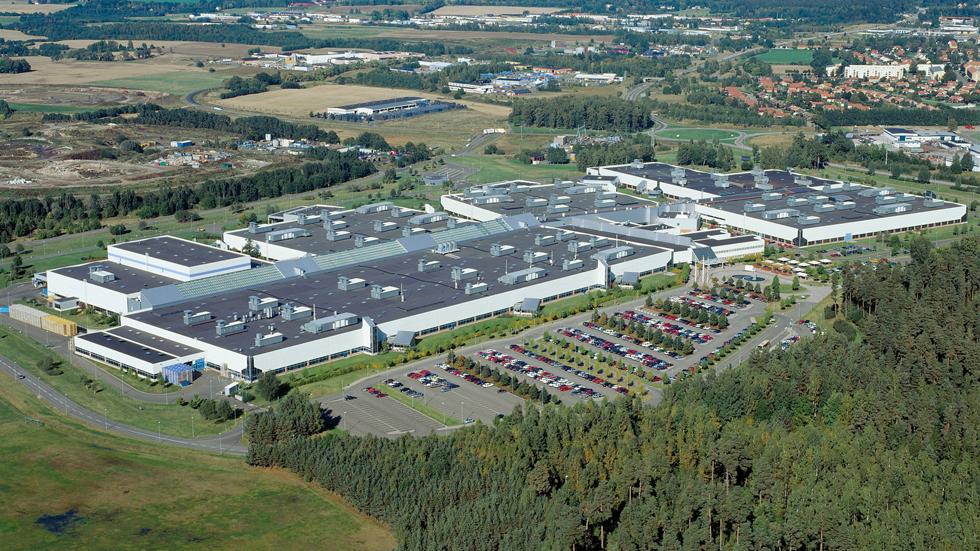 La fábrica principal de motores de Volvo, neutra en emisiones de CO2