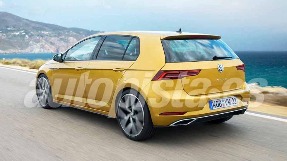 Volkswagen Golf VIII: en junio de 2019, a producción