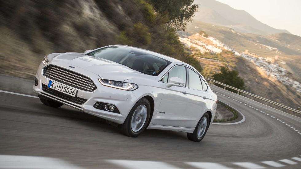 Ford Mondeo Hybrid: la gran berlina de bajo consumo, en 7 claves