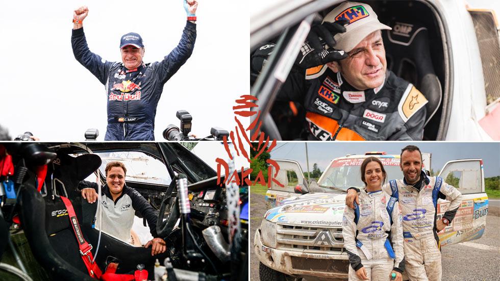 Dakar 2018: así lo hicieron los pilotos españoles